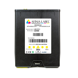 Afinia L801 Yellow Ink Cartridge